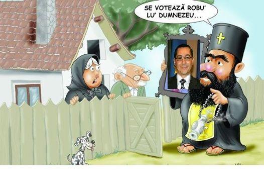 Biserica in campanie electorala